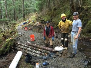 Trail Mix Work Crew