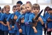 Children in Music Program